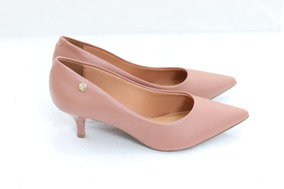 0cfe83828d Sapato Scarpin Vizzano Marrom - Sapatos no Mercado Livre Brasil