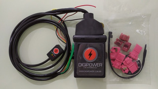 Chip Digipower V-5 Hilux Sem Plug Play