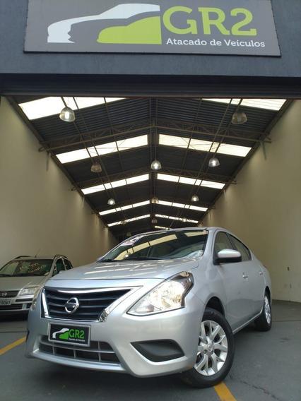 Nissan Versa 1.6 Sv 16v
