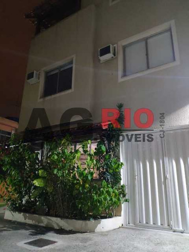 Casa Em Condomínio-à Venda-vila Valqueire-rio De Janeiro - Vvcn40037