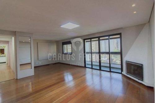 Apartamento 3 Dormitórios - Moema - Cf66073