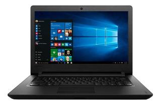 Laptop Lenovo Ideapad Amd E1 7010 4gb Ram 500gb Dd Nuevo Nue