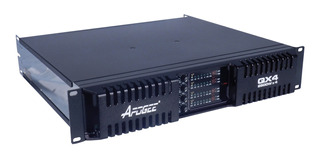 Ftm Amplificador Potencia Apogee Qx4 - 4 Canales - 10000 Wat