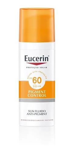 Imagem 1 de 3 de Protetor Solar Eucerin Clareia Diferenças Pele Fps60 Facial