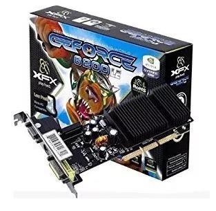 Tarjeta De Video Geforce Fx 5200 & Geforce 6200 Le Combo