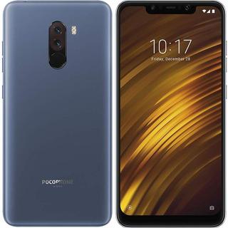Xiaomi Pocophone F1 Global 128gb 6gb + Capa + Película Novo