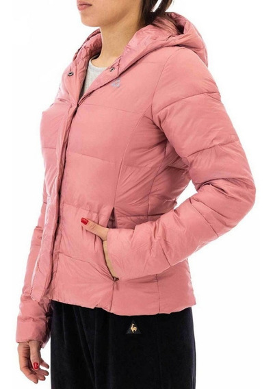 Campera Le Coq Sportif Puff Light Down Jacket Dama