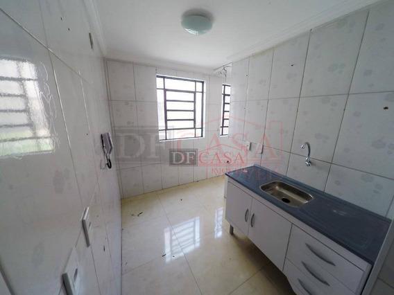 Apartamento Com 2 Dormitórios À Venda, 50 M² Por R$ 138.000 - Conjunto Residencial José Bonifácio - São Paulo/sp - Ap4656