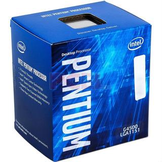 Intel Dual Core G4500 Micro Procesador Gamer 1151 Tranza