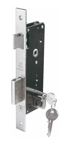 Cerradura Cisa De Embutir 35mm / Somos Tienda Física
