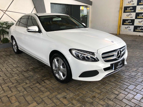 Mercedes Benz Classe C 1.6 Exclusive Turbo Flex 4p 2016