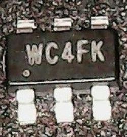 05 Ci Smd Wcxxx Wc1 Wc2 Wc3 Wc4 Wc5 Wc6 Sot23-6 Sy8113b