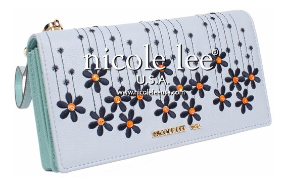 Billeteras Nicole Lee - New Collection 2016