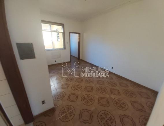 Apartamento À Venda Em Rio Comprido, Rio De Janeiro - Rj - 9850