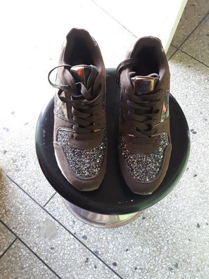 Zapatos Carolina Boix 100% Originales Nuevos (20trump)