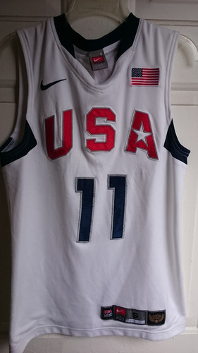 check out bbee8 21bab Nike Usa Jersey 2008 Dwight Howard Talla S Dream Team Lebron
