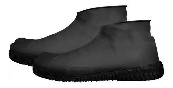 Cubre Calzado, Protector Zapato, Silicon, Reutilizable .