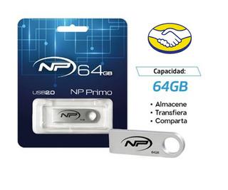 Memoria Usb De 64 Gb New Print Metalica Rapida Chip Samsung