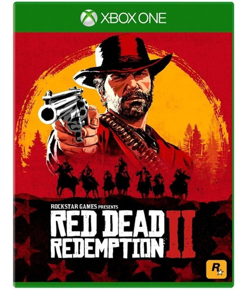 Red Dead Redemption 2 (mídia Digital) Xbox One
