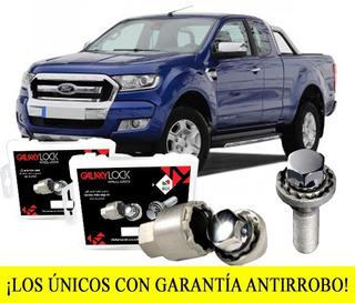 Tuercas De Seguridad Y Llanta Refacción Ranger Xl Gasolina