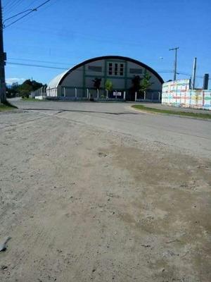 Terreno No Jardim Umuarama, Em Itanhaém 800 Mts Da Rodovia