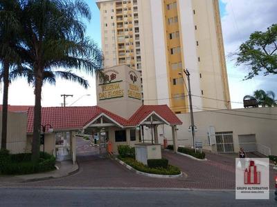 Residencial Reserva Das Flores - Ap0978