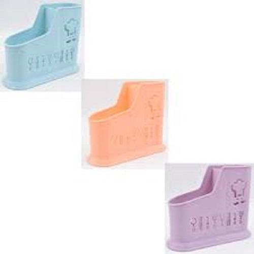 Organizador Cubiertos De Mesada Plastico Color