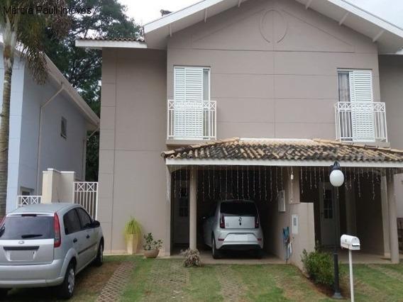Casa No Condomínio Chácara Das Palmeiras Imperiais - Medeiros - Jundiaí - Ca02375 - 33709691