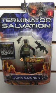 Muñeco Terminator Salvation John Conner Envio Gratis Caba