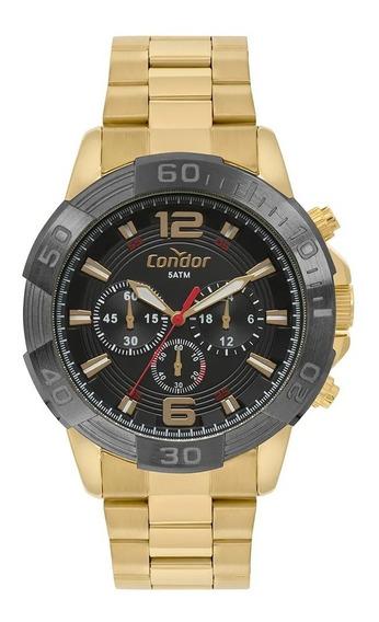 Relógio Condor Masculino Civic Bicolor Covd54ay/4p