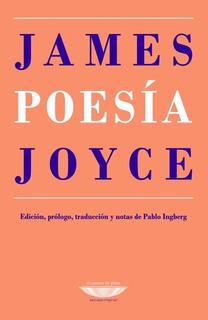 Poesía, James Joyce, Ed. Cuenco De Plata