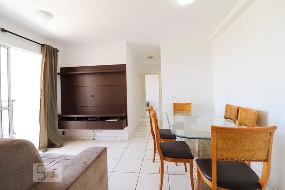 Apartamento No 14º Andar Mobiliado Com 2 Dormitórios E 1 Garagem - Id: 892960017 - 260017