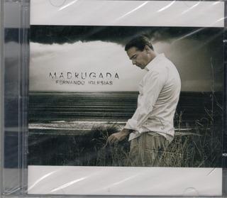 Cd + Playback Fernando Iglesias - Madrugada
