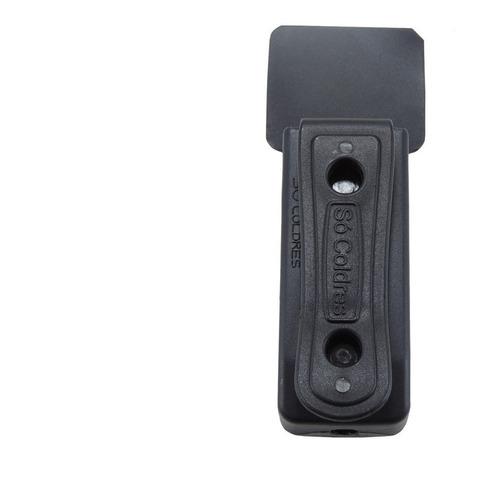 Porta Carregador Velado Só Coldres P/ Glock .380, .40 E 9mm