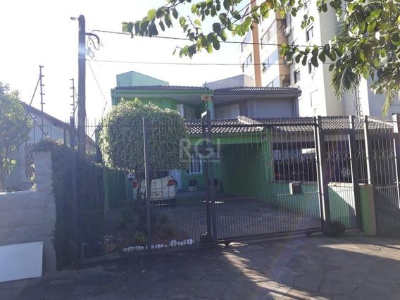 Sobrado Em Nonoai Com 3 Dormitórios - Bt9587