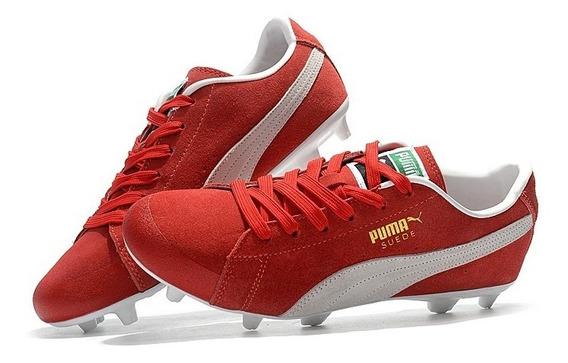 Chuteira Puma Future Suede 50hy Fg Original