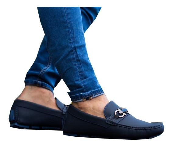 Zapatos Caballero Estilo Mocasín