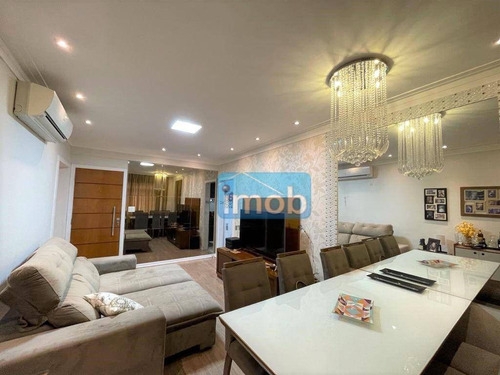 Imagem 1 de 14 de Apartamento Com 2 Dormitórios À Venda, 73 M² Por R$ 460.000,00 - Aparecida - Santos/sp - Ap8089
