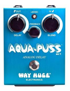 Way Huge Aqua Puss Whe 701 Delay Efecto Origen Usa - Cuotas