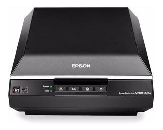 Escaner Epson Perfection V600 Digitalizador Fotografico
