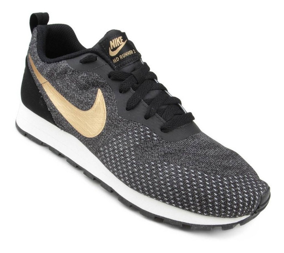Tênis Nike Md Runner 2 Eng Mesh Casual Original