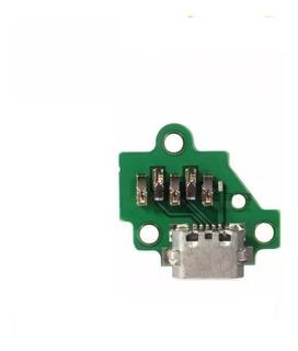 Conector De Carga Moto G3 +placa Novo Frete 12,00