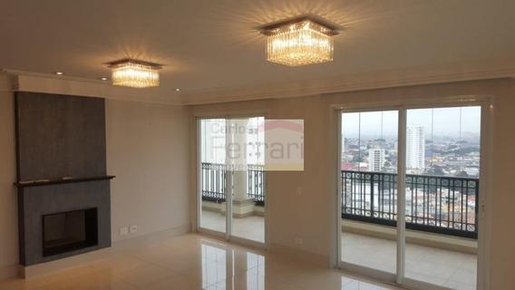 Apartamento Alto Padrão. - Cf23579