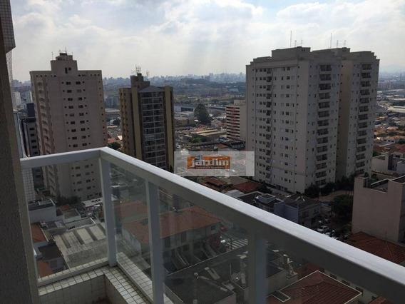 Apartamento Residencial À Venda, Santo Antônio, São Caetano Do Sul. - Ap4986