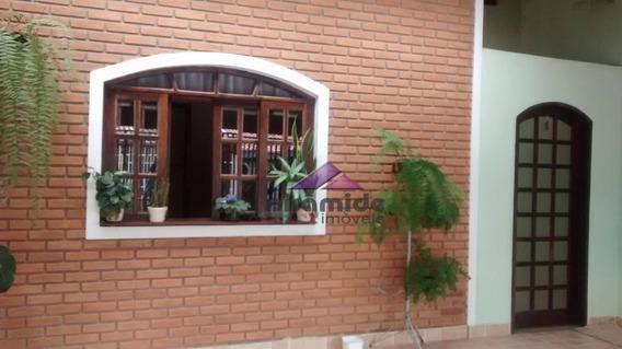 Casa Com 4 Dormitórios À Venda, 125 M² Por R$ 450.000,00 - Bosque Dos Eucaliptos - São José Dos Campos/sp - Ca3412