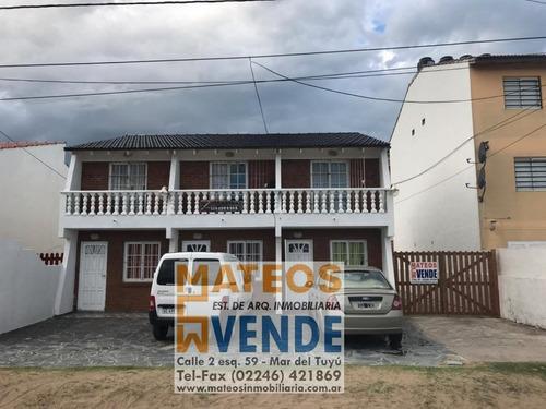 Venta Duplex Mar Del Tuyu 57 45