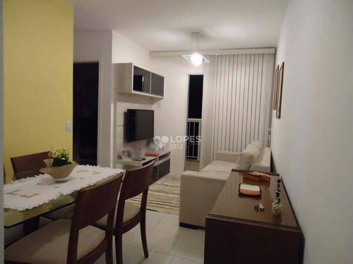 Apartamento À Venda, 56 M² Por R$ 350.000,00 - Maceió - Niterói/rj - Ap26463