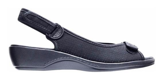 Sandalias Mujer Azaleia Taco 4cm Negro