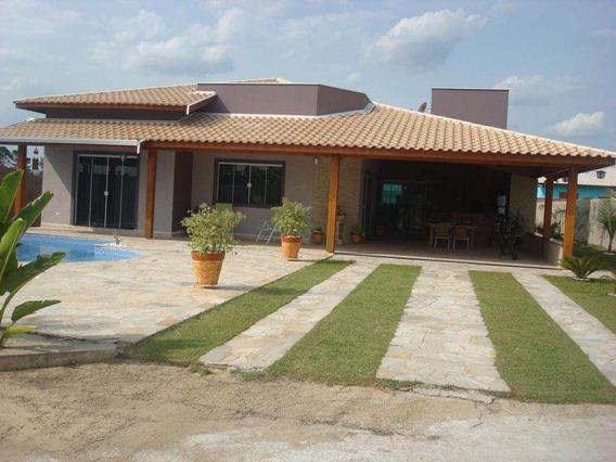 Casa De Condomínio Com 3 Dorms(1 Suíte),espaço Gourmet, Piscina - V2597