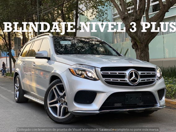 Mercedes-benz Clase Gls 500 2019 Blindaje 3 Plus